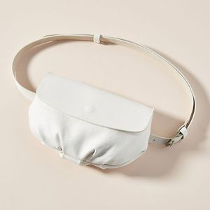 NWT | Anthropologie Emma Convertible Belt Bag